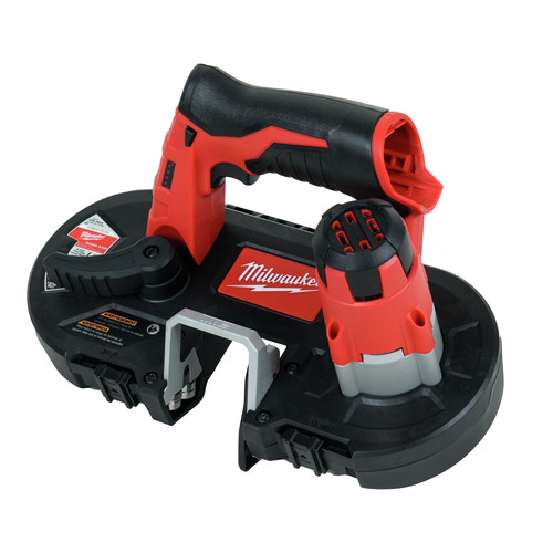 Milwaukee 2429-20 M12 12V Cordless Lithium-Ion Sub-Compact Band Saw (Tool Only) image number 0