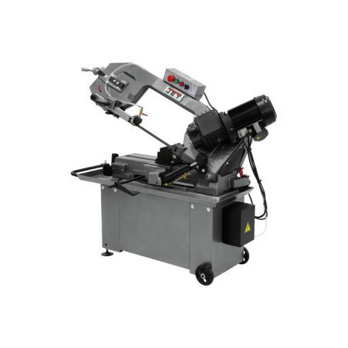 JET 414466 8 in. x 14 in. 1 HP 1-Phase Geared Head Horizontal Band Saw image number 0
