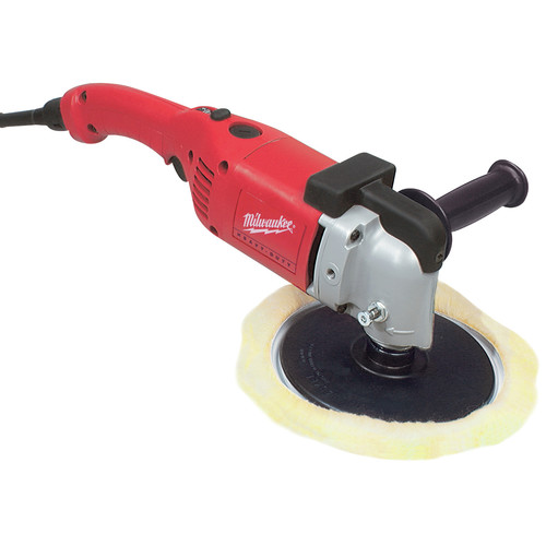Milwaukee 5540 7 in. Polisher with Trigger Speed Control image number 0