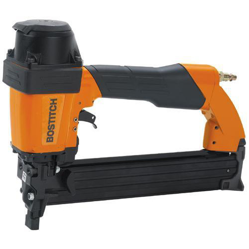 Bostitch 650S4-1 16-Gauge 1/2 in. Crown 2 in. Sheathing and Siding Stapler