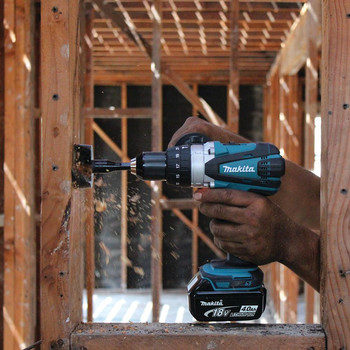 Makita XPH03Z 18V LXT Lithium-Ion 3/8 in. Cordless Hammer Drill Driver (Tool Only) image number 2