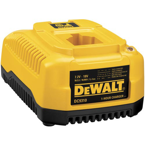 Dewalt DC9310 7.2V - 18V Multi-Voltage Charger image number 0