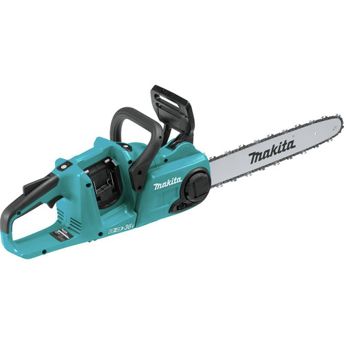 Makita XCU04Z 18V X2 (36V) LXT Lithium-Ion Brushless 16 in. Chain Saw, (Tool Only) image number 0