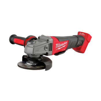 Milwaukee 2780-20 M18 FUEL Lithium-Ion 4-1/2 in./5 in. Paddle Switch Grinder (Tool Only) image number 0