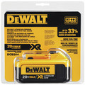 Dewalt DCB204 20V MAX Premium XR 4 Ah Lithium-Ion Battery image number 2