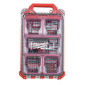 Milwaukee 48-32-4082 100-Piece Shockwave Impact Driver Bit Set with PACKOUT Low Profile Compact Organizer image number 13
