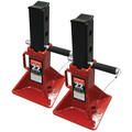 Sunex 1522 22 Ton Pin Type Jack Stands (Pair)