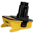 Dewalt DCA1820 20V MAX Lithium-Ion Battery Adapter for 18V Cordless Tools (Bare Tool)