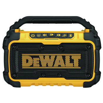 Dewalt DCR010 12V/20V MAX Jobsite Bluetooth Speaker (Tool Only)