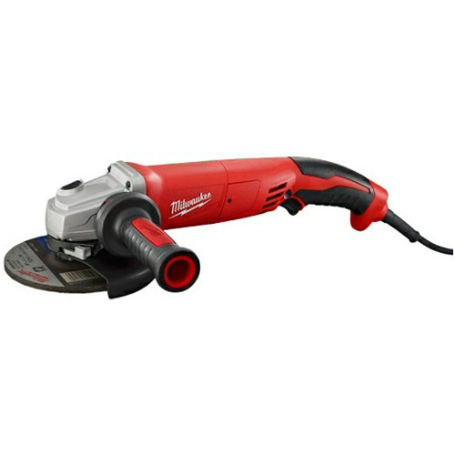 Factory Reconditioned Milwaukee 6124-831 5 in. 13 Amp Small Angle Grinder