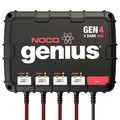 NOCO GEN4 GEN Series 40 Amp 4-Bank Onboard Battery Charger image number 0