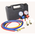 FJC 6760SPC R134a 60 in. Manifold Gauge & Hose Set in Case
