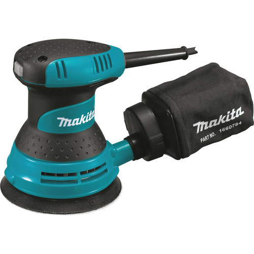 Makita BO5030K 5 in. Random Orbit Sander Kit image number 0