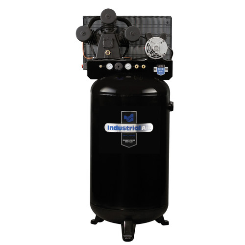 Industrial Air ILA4708065 4.7 HP 80 Gallon Oil-Lubricated Stationary Air Compressor