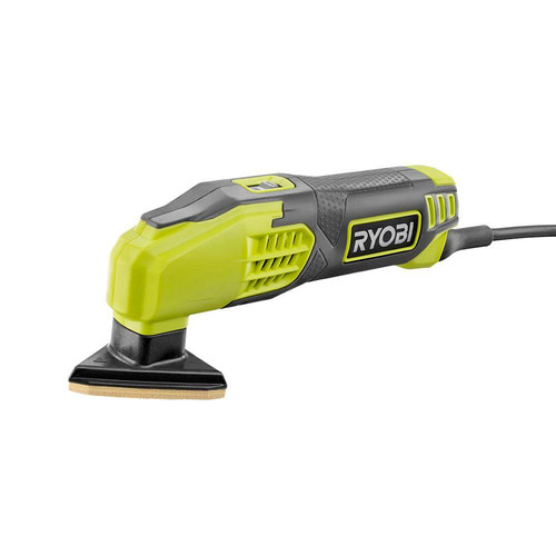 Factory Reconditioned Ryobi ZRDS1200 0.3 Amp 2-7/8 in. Detail Sander