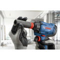 Factory Reconditioned Bosch GDX18V-1600B12-RT 18V 1/4 In. and 1/2 In. Two-In-One Socket-Ready Impact Driver Kit image number 5