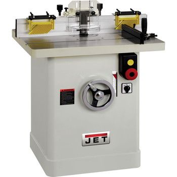 JET JWS-35X5-1 5 HP 1-Phase Industrial Shaper