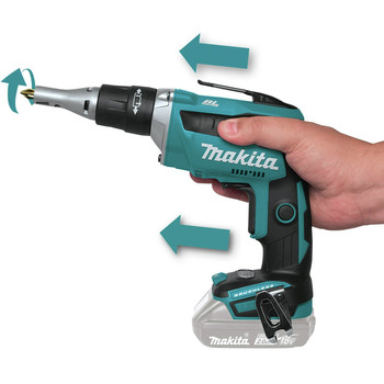 Makita XSF04Z 18V LXT Li-Ion Brushless Cordless Drywall Screwdriver (Tool Only) image number 4