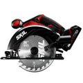 Skil CR540602 PWRCore 20 20V 6-1/2 in. Circular Saw with (1) 2 Ah Lithium-Ion Battery and Charger image number 2