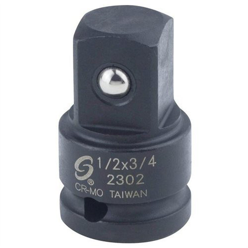 Sunex 2302 1/2 in. Drive 1/2 in. Female x 3/4 in. Male Adapter