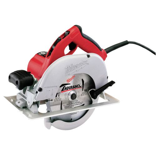 Milwaukee 6391-21 7-1/4 in. Left Blade Circular Saw with Case image number 0