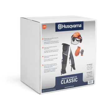 Husqvarna 590091101 Homeowner Personal Protective Power Kit
