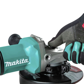 Factory Reconditioned Makita XAG12Z1-R 18V X2 LXT Lithium-Ion (36V) Brushless Cordless 7 in. Paddle Switch Cut-Off/Angle Grinder, with Electric Brake (Tool Only) image number 4