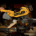Factory Reconditioned Dewalt DHS790AT2R FLEXVOLT 120V MAX Brushless Lithium-Ion 12 in. Cordless Double Bevel Compound Silding Miter Saw Kit (6 Ah) image number 11