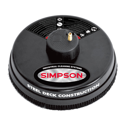 Simpson 80166 15 in. Surface Cleaner Rated up to 3,600 PSI image number 0