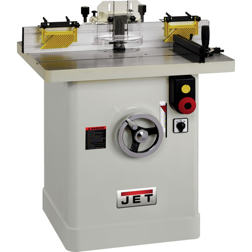JET JWS-35X3-1 3 HP 1-Phase Industrial Shaper image number 0