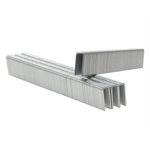 Hitachi 11105S 18-Gauge 1/4 in. x 1-1/4 in. Electro-Galvanized Finish Staples (5,000-Pack)