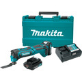 Makita MT01R1 12V max CXT Lithium-Ion Multi-Tool Kit image number 0