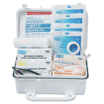 Pac-Kit 6060 10-Person Weatherproof Plastic ANSI First Aid Kits