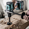 Makita GPH01D 40V Max XGT Brushless Lithium-Ion 1/2 in. Cordless Hammer Drill Driver Kit (4 Ah) image number 12