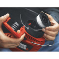Black & Decker ST7700 4.4 Amp 13 in. 2-in-1 Straight Shaft Electric String Trimmer / Edger image number 11