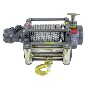 Warrior Winches 10000NH 10,000 lb. NH Series Hydraulic Winch