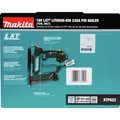 Factory Reconditioned Makita XTP02Z-R 18V LXT Lithium-Ion Cordless 23 Gauge Pin Nailer (Tool Only) image number 8