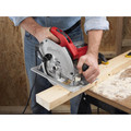Factory Reconditioned Milwaukee 6390-81 7-1/4 in. Tilt-Lok Circular Saw with Case image number 1