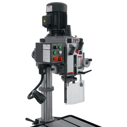 JET 354026 20 in. Geared Head Drill & Amp Tap Press image number 4