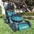 Makita XML06PT1 18V X2 (36V) LXT Lithium-Ion Brushless Cordless 18 in. Self-Propelled Commercial Lawn Mower Kit with 4 Batteries (5.0Ah) image number 11