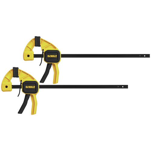 Dewalt DWHT83158 (2-Pack) 12 in. Medium Bar Clamps