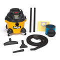 Shop-Vac 9650610 6 Gallon 3.0 Peak HP The Right Stuff Wet/Dry Vacuum