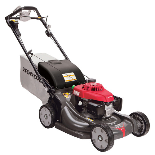 Honda HRX217K5VYA 187cc Gas 21 in. 4-in-1 Versamow System Lawn Mower with Roto-Stop and MicroCut Blades