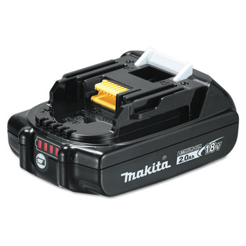 Makita BL1820B 18V LXT 2 Ah Lithium-Ion Slide Battery