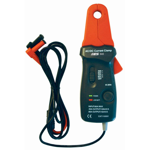 Electronic Specialties 695 Low Current Probe for Graphing Meters, Scopes, and DMM's image number 0