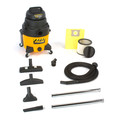 Shop-Vac 925-28-10 8 Gallon 6.5 Peak HP Industrial Super Quiet Wet/Dry Vacuum