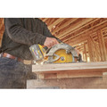 Dewalt DCS575T2 FlexVolt 60V MAX Cordless Lithium-Ion 7-1/4 in. Circular Saw Kit with Batteries image number 6