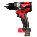 Milwaukee 2801-20 M18 Lithium-Ion Compact Brushless 1/2 in. Cordless Drill (Tool Only) image number 0