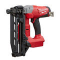 Milwaukee 2741-21CT M18 FUEL Cordless Lithium-Ion 16-Gauge Brushless Straight Finish Nailer Kit image number 2