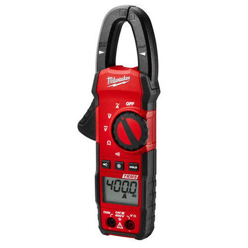 Milwaukee 2235-20 400 Amp Clamp Meter image number 0